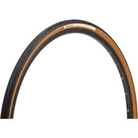 Panaracer GravelKing Slick Vouwband 700x35C TLC, black/brown